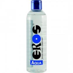 EROS AQUA WATER BASED LUBRICANT FLASCHE 250 ML