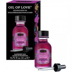 OIL OF LOVE FRAMBUESA 22ML