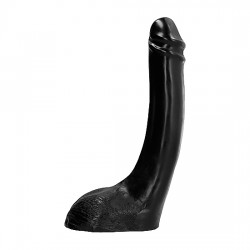 ALL BLACK PENE REALiSTICO 32CM