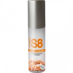 S8 LUBRICANTE SABORES 50ML CARAMELO