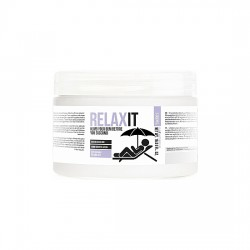 RELAX IT NUMB YOUR BUM BEFORE YOU SUCCUMB LUBRICANTE BASE AGUA 500ML