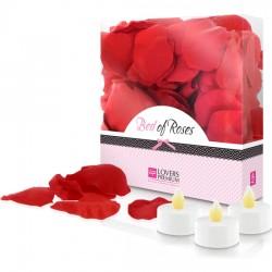 LOVERSPREMIUM PETALOS DE ROSA ROJOS