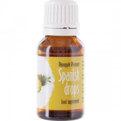 SPANISH FLY GOTAS DEL AMOR PLACER DE PINA