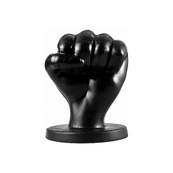 ALL BLACK FIST 165CM NEGRO