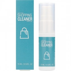 ANTIBACTERIAL SHOP CLEANER DISINFECT 80S 15ML