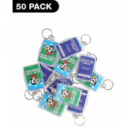 LLAVERO WEAR YOUR RUBBERS 50 PACK