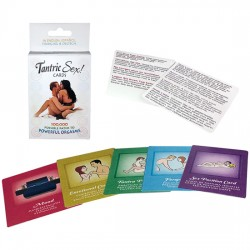 KHEPER GAMES TANTRIC SEX CARDS