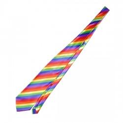 CORBATA BANDERA ORGULLO LGBT