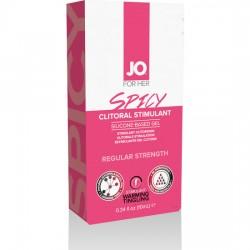 JO SPICY GEL CLITORIAL 10 ML